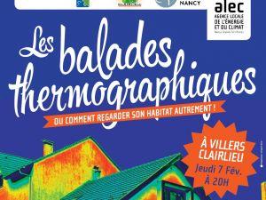 Les Balades thermographiques - Édition 2019