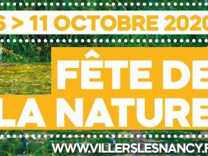 Nous participons à la Fête de la Nature