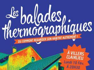 Les Balades thermographiques - Édition 2020